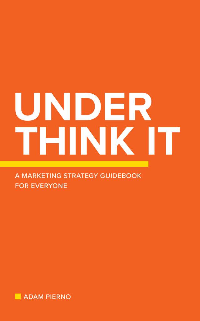 strategy marketing book