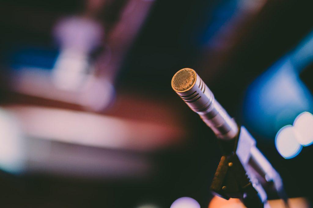 microphone, podcast, guest, host, interview